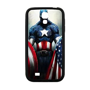 Capital American Fashion Comstom Plastic case cover For Samsung Galaxy S4