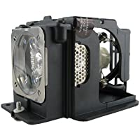 Replacement Lamp for Sanyo PLC-XE40 200-Watt UHP (with Compatible Housing) by Generic