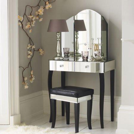 Venetian Mirror Dressing table Set Table/Stool/Mirror - (Sophie Rose ...