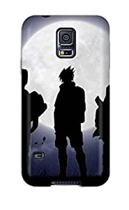 New Style Top Quality Protection Anime Naruto Shippudens 2009 Case Cover For Galaxy S5 4861649K26852235