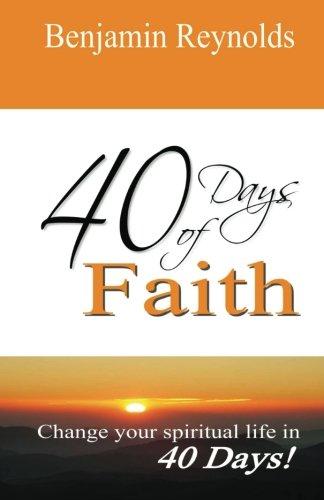 Read Online 40 Days of Faith pdf