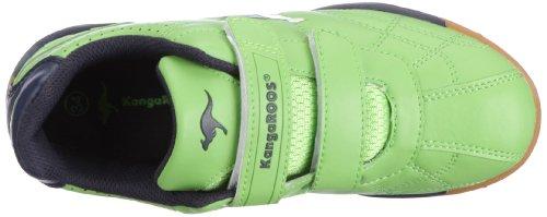 KangaROOS Hector-Combo 11035/804 - Zapatillas de deporte para niños Verde