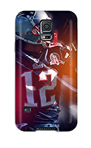 Forever Collectibles Tom Brady Hard Snap On Galaxy S5 Case