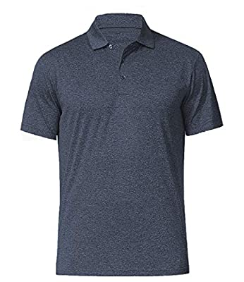 Men's Polo Shirts Dry