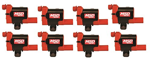 MSD 82638 Ignition Coil, (Pack of 8)