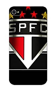 Dreaminghigh B606f882775 Case Cover Skin For Iphone 5/5s (sao Paulo Fc)/ Nice Case With Appearance