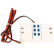 American Lighting LED-CON6-700Hw Hardwire Power Connection Hub to Complete Series Wiring