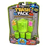 The Trash Pack 12 Trashies in Cans Includes 2 Glowing Trashies