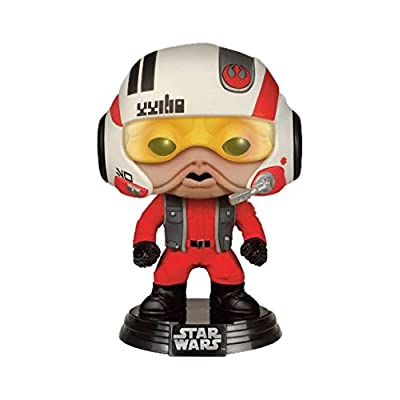 Star Wars 6592 Ep7 S2 Funko Pop Vinyl, Multi: Toys & Games