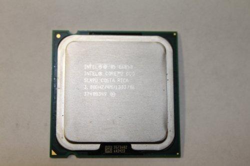 Intel Core 2 Duo E6850 Dual-Core 3.0GHz 4M L2 Cache 1333MHz FSB LGA775
