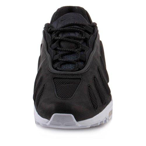 Nike Mens Air Max 96 XX Black Leather Size 10.5 lCzqtUDU