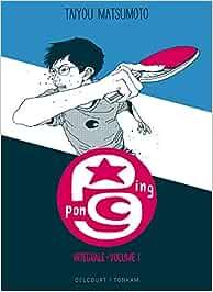 Ping pong - Édition prestige 01 (DEL.SEINEN)