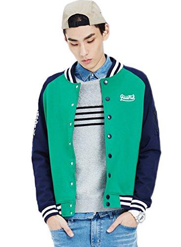 meters-bonwe-mens-color-block-band-collar-bomber-jacket-green-l