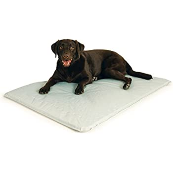 Amazon Com K Amp H Pet Products Cool Bed Iii Cooling Dog Bed