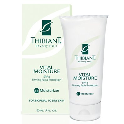 Murad Moisturizing Cleanser - Thibiant Beverly Hills Vital Moisture - SPF 8 Firming Facial Protection