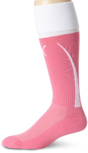 Puma Mens Power 5 Socks Azalea Pink-white