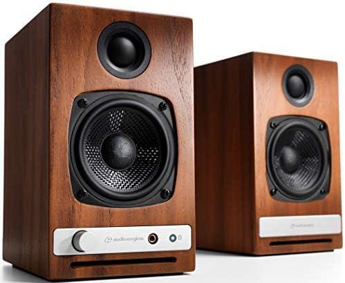 Best Versatile: Audioengine HD3 Wireless Stereo Speaker With Bluetooth