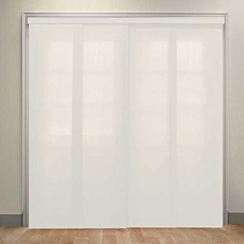 roman shades for patio doors - 8