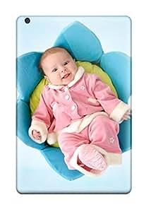 Nicol Rebecca Shortt's Shop 4363459I60100820 Fashionable Style Case Cover Skin For Ipad Mini- Cute Newborn Baby