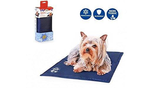 Tappeto Morbido Per Cani : Camon tappetino rinfrescante per cani e gatti amazon sport e