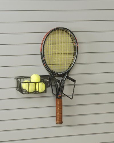 (Tennis Racket Rack)