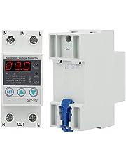 SVP-912 Onder overspanningsbeveiliging, spanningsbeschermende voltmeter Instelbare herstelbeveiligingsrelais Spanning Apparaat opnieuw aansluiten 230V(63A)