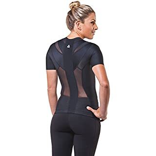 ALIGNMED Posture Shirt 2.0 Zipper - Women - Black - M