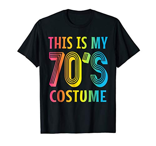 70s Costume Shirt 70s Outfit 1970s Party Cool Gift