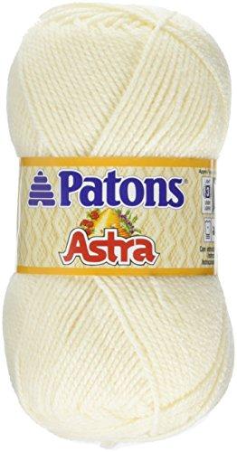Aran Weight Yarn (Patons  Astra Solids Yarn - (3) Light Gauge 100% Acrylic - 1.75 oz -  Aran -  Machine Wash & Dry)