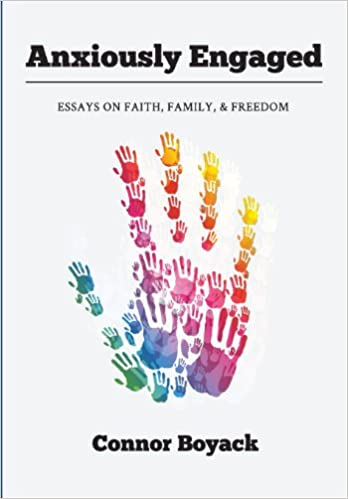 anxiously engaged essays on faith family dom connor  anxiously engaged essays on faith family dom connor boyack 9780989291217 com books