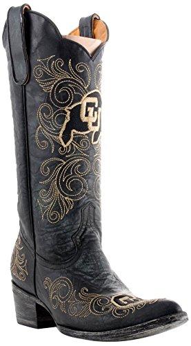 Ncaa Colorado Buffaloes Womens 13-inch Gameday Boots Zwart