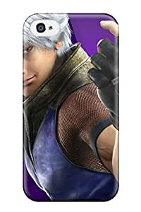7977908K75796746 Anti-scratch And Shatterproof Tekken Phone Case For Iphone 4/4s/ High Quality Tpu Case