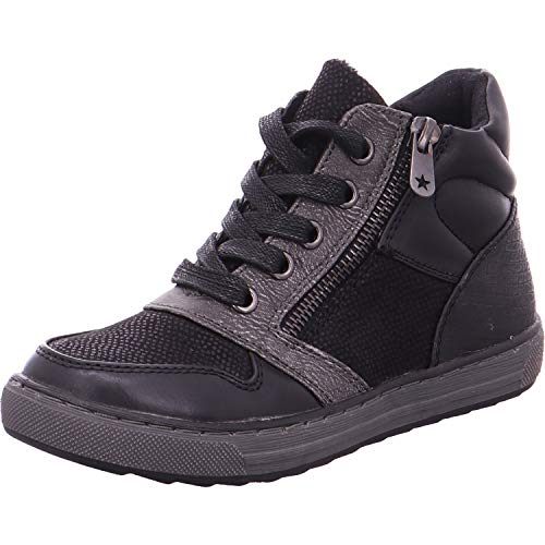 Tozzi Marco Fille ANT 096BLACK Hautes COMB 45200 Sneakers dPwqAPa