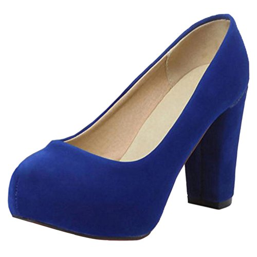Court Dark On Blue COOLCEPT Slip Shoes Women t8qUR