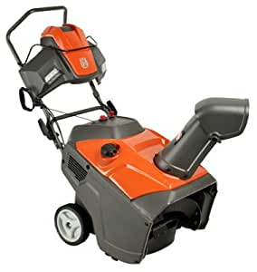 Husqvarna ST121E 21-Inch 208cc Single Stage Electric Start Snow Thrower