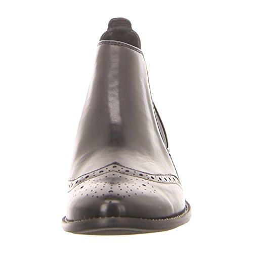 Paul Green 7358-268, Stivali donna, nero (nero), 4.5
