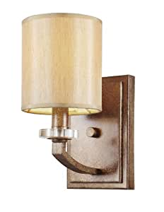 Trans Globe Lighting 70131 Golden Silk Wall Sconce