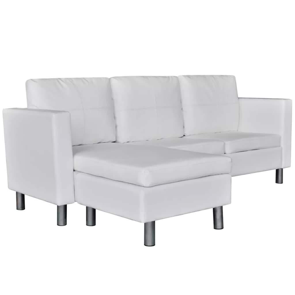 Amazon.com: SaiDeKe Home Family Sectional Sofa 3-Seater L ...