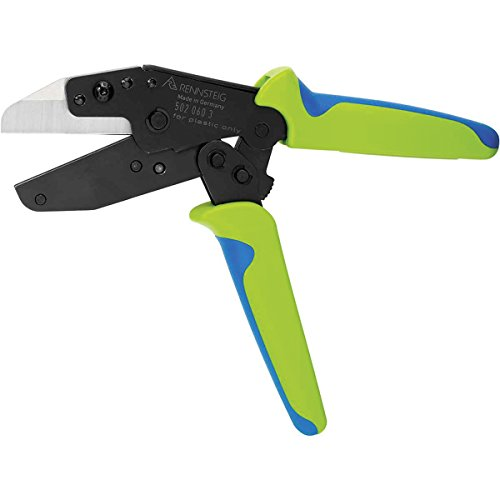 rennsteig wiring duct cutter for plastic panels baseboards and rh webco me Richco Slotted Wiring Duct Round Wiring Duct