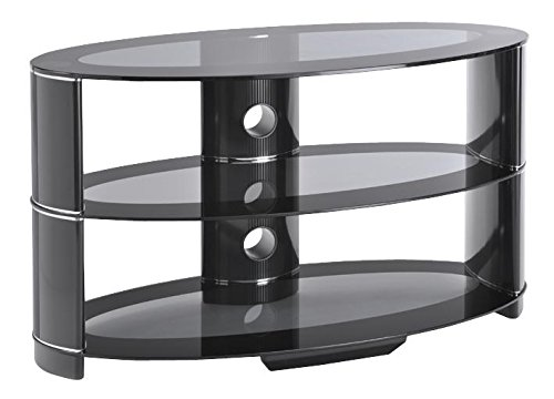 Pro-Series 1 1100MM WIDE Epitome Verified TTAP GROUP AVS-L607T-1100/3BB 3 SHELF AV STAND