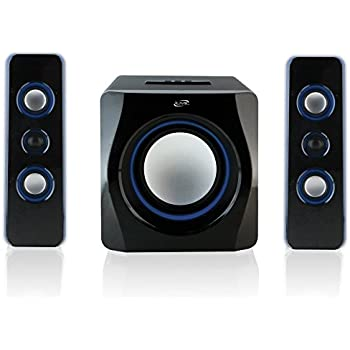 Insignia 2 1 Bluetooth Speaker With Subwoofer