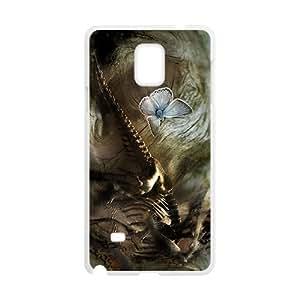 Creative Dinosaur Skull Custom Protective Hard Phone Cae For Samsung Galaxy Note4