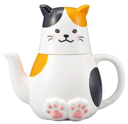 Calico Cat Tea for One