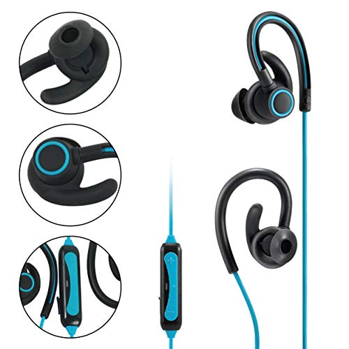 Auriculares Inalámbricos Deportivos Bluetooth Hobbs-B de Axsom ...