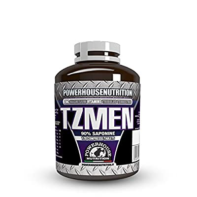 POWER HOUSE NUTRITION T.Z. MEN 120 CPR