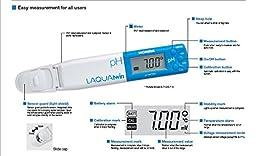 Horiba LAQUAtwin pH-11 Compact Meter Potable pH Meter
