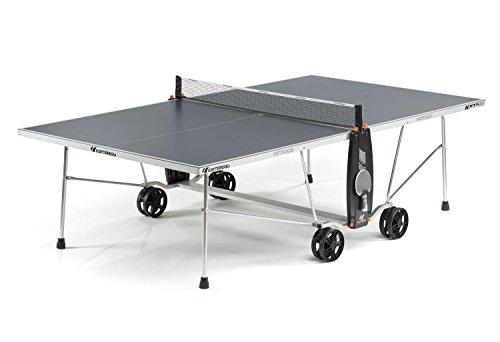 Cornilleau Tischtennisplatte 100 S Crossover Outdoor grau