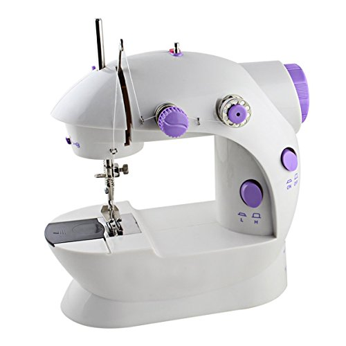Mini Portable Sewing Machine,Kid's Sewing Machine Handheld W