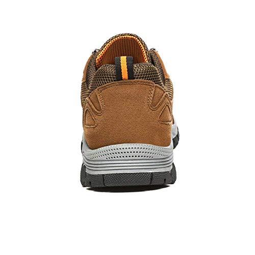 Taille Eu Résistantes 2018 Armée Marron Taille Chaussures coloré 39 Grau Vert De Hommes À Lacets Pour 41 couleur Oudan Unisexes Sport zAOqwxYZz