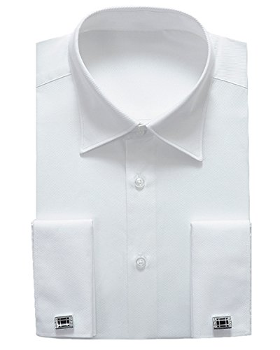dress shirts with french cuffs - 1